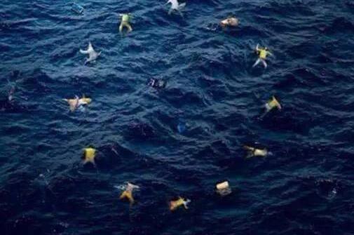 Bambini migranti annegati