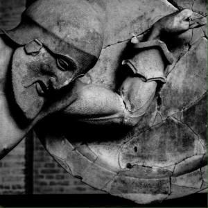 Marcello Grassi Fregio dal tempio di Aegina - Glyptothek - Monaco di Baviera