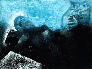 ritratto blu 1984